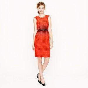 J.CrewRare Black Polka Dots Sleeveless dress /6/